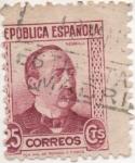Stamps Spain -  Y & T Nº 504