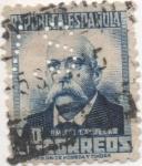 Stamps Spain -  Y & T Nº 506