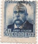 Stamps Spain -  Y & T Nº 506 (1)