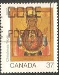 Sellos de America - Canadá -  Navidad 1988