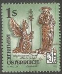 Sellos del Mundo : Europa : Austria : Abadía de San gabriel