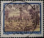 Sellos de Europa - Austria -  Schlagl.