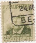 Stamps Spain -  Y & T Nº 508 (1)