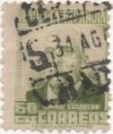 Stamps Spain -  Y & T Nº 508 (3)