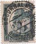Stamps Spain -  Y & T Nº 509 (3)
