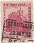 Stamps : Europe : Spain :  Y & T Nº 510