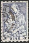 Stamps Ireland -  AÑO MARIANO. VIRGEN CON EL NIÑO,
