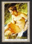 Sellos del Mundo : Africa : Guinea_Ecuatorial : Cuadros Desnudos de pintores europeos