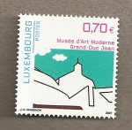 Stamps Europe - Luxembourg -  Museo Arte Moderno