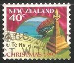 Sellos del Mundo : Oceania : Nueva_Zelanda : Navidad