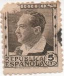Sellos de Europa - España -  Y & T Nº 528a (1)