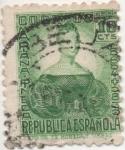 Sellos de Europa - España -  Y & T Nº 529