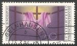Sellos de Europa - Alemania -  Pasion de Cristo