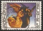 Sellos de Europa - Bélgica -  Los tres angeles