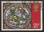 Stamps United Kingdom -  Navidad