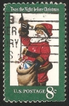 Sellos de America - Estados Unidos -  Santa Claus