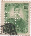 Stamps Spain -  Y & T Nº 529 (1)