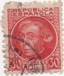 Stamps Spain -  Y & T Nº 532 (1)