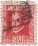 Stamps Spain -  Y & T Nº 535