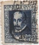Stamps Spain -  Y & T Nº 536
