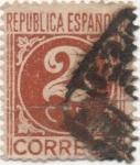 Stamps Spain -  Y & T Nº 557 (1)