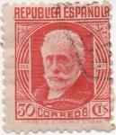 Stamps Spain -  Y & T Nº 559