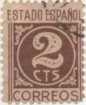 Sellos de Europa - España -  Y & T Nº 577