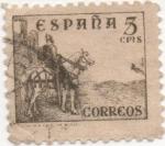 Sellos de Europa - España -  Y & T Nº 578