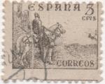 Stamps Spain -  Y & T Nº 578 (1)