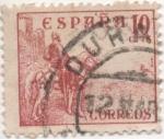 Stamps Spain -  Y & T Nº 579a