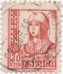 Stamps Spain -  Y & T Nº 583 (1)
