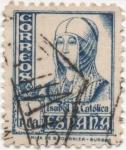 Stamps : Europe : Spain :  Y & T Nº 587 (1)
