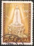 Sellos del Mundo : Europa : Portugal : Virgen de Fatima