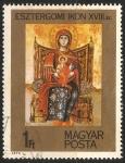Sellos de Europa - Hungría -  La Virgen y el Niño