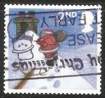 Sellos de Europa - Reino Unido -  Santa Claus