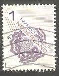 Sellos de Europa - Holanda -  Naarden