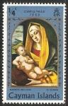 Sellos del Mundo : Europa : Reino_Unido : La Virgen y el Niño