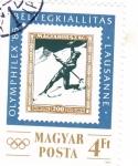 Stamps Hungary -  sello conmemorativo