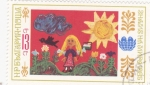 Stamps Bulgaria -  ilustración infantil