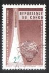 Sellos de Africa - República Democrática del Congo -  Feria Mundial de Nueva York