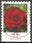 Sellos de Europa - Alemania -  Rosa