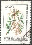 Sellos de America - Argentina -  Ciruelillo