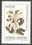 Sellos de America - Argentina -  Pata de vaca