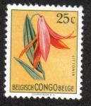 Stamps Democratic Republic of the Congo -  Flores, Congo Belga