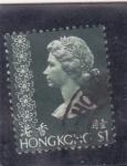 Stamps : Asia : Hong_Kong :  Isabel II