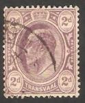 Stamps : Africa : South_Africa :  Eduardo VII