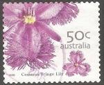 Sellos del Mundo : Oceania : Australia : Lirio
