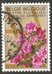 Stamps Belgium -  Azalea