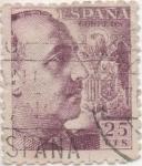 Sellos de Europa - España -  Y & T Nº 665