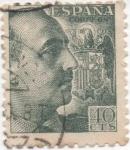 Sellos de Europa - España -  Y & T Nº 667